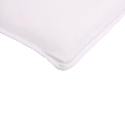 Arm's Reach 100% Cotton Original Co-Sleeper Sheet - White