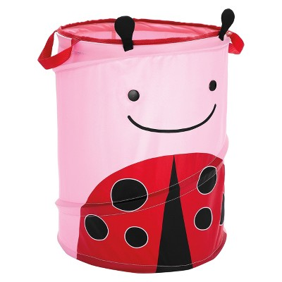 Skip Hop Zoo Little Kids & Toddler Hamper - Ladybug