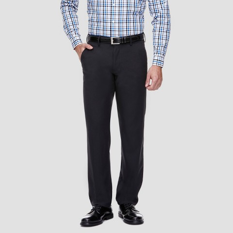 Haggar H26 - Men's Performance Straight Fit Pants