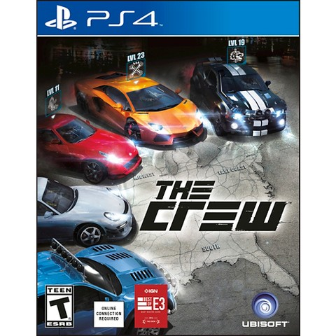The Crew (PlayStation 4)
