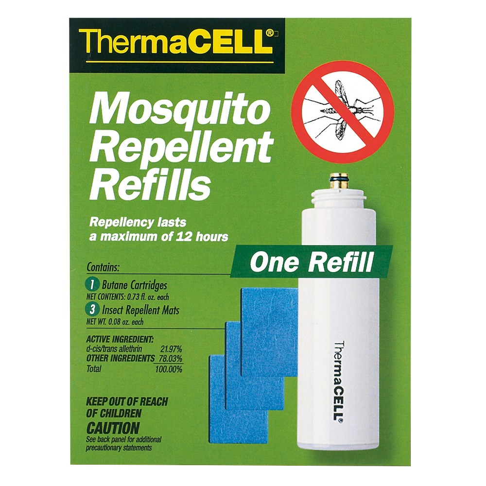 INSECT YARD REPELLENTS: ECOM INSECT REPELLENT THERMACELL