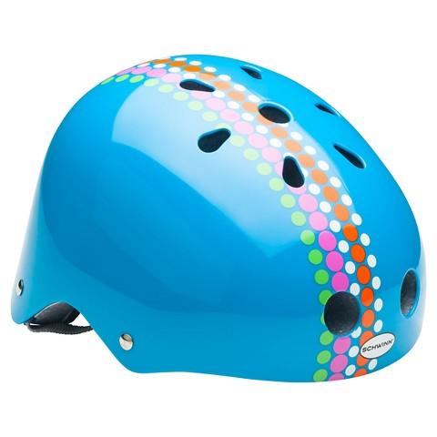 Schwinn Pattern Helmet- Teal