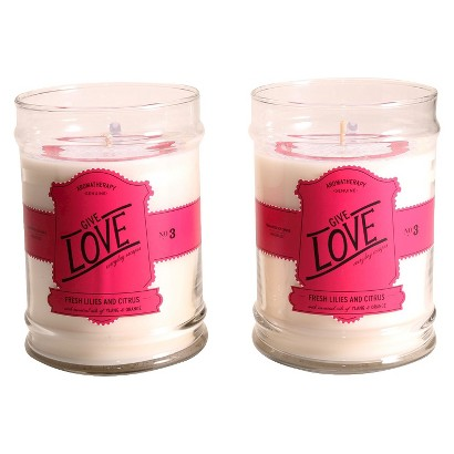 Give Love Jar Set - Pink