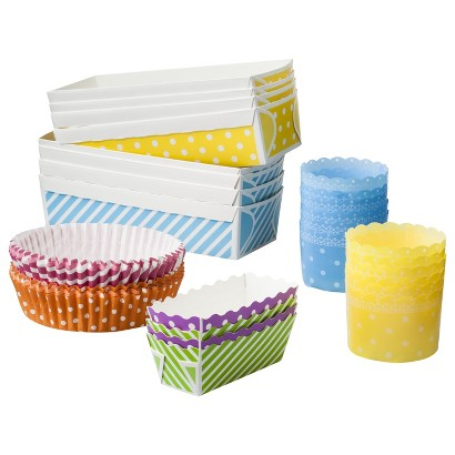 Welcome Home 54 Piece Paper Bakeware Set