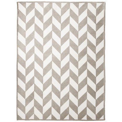 Kensington Rug - Gray/White (5'x7')