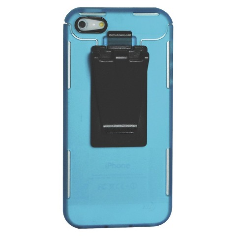 Connect Case Cell Phone Case for iPhone®5 - Turquoise (CNT-IP5-69