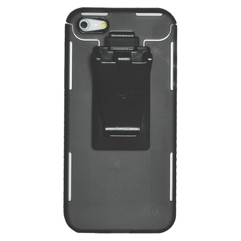Connect Case Cell Phone Case for iPhone®5 - Black (CNT-IP5-06)