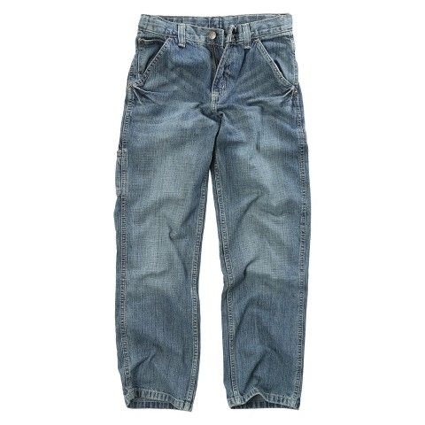 Wrangler® Boys' Carpenter Jean -  Midshade