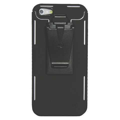 Connect Case Cell Phone Case for iPhone®5 - Black (CNT-IP5-01SC)