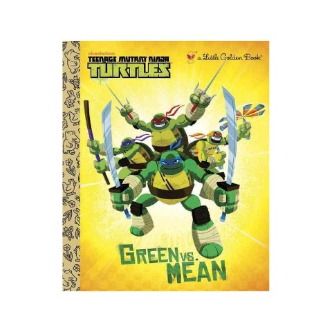 Green Vs. Mean (Hardcover)