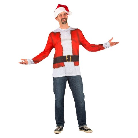 Men's Santa Claus Shirt