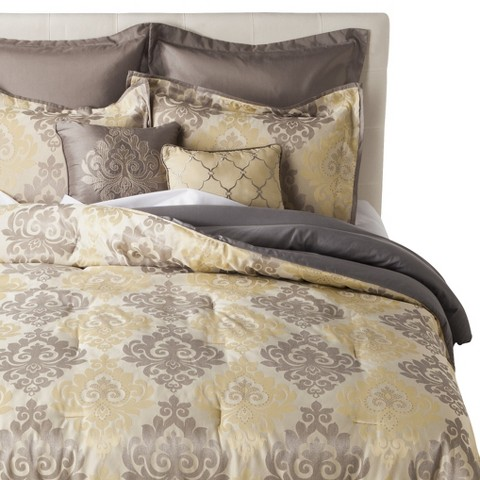 Jacquard 8-Piece Comforter Set