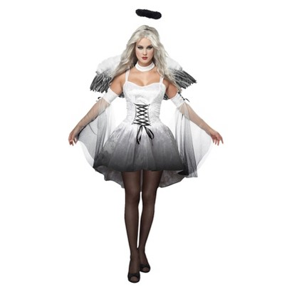 Women's Angel of Darkness Costume