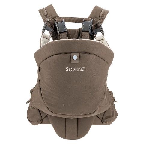 stokke mycarrier 3 in 1 baby carrier brown target. Black Bedroom Furniture Sets. Home Design Ideas