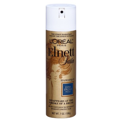 Elnett Extra Strong Hold Hairspray - 7.0 oz