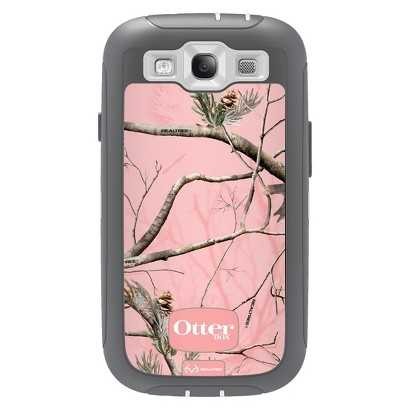 Otterbox Defender Cell Phone Case for Samsung Galaxy S III - Pink (77-25459P1)
