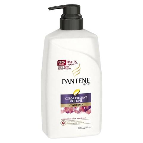 Pantene Color Preserve Volume Conditioner - 28.0floz