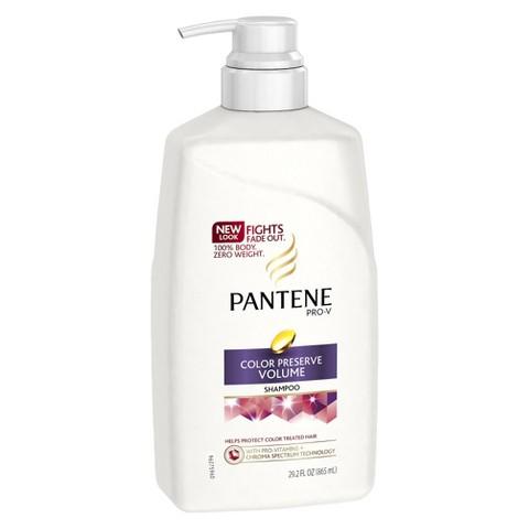 Pantene Pro V Colour Preserve Volume Shampoo - 29.2 oz