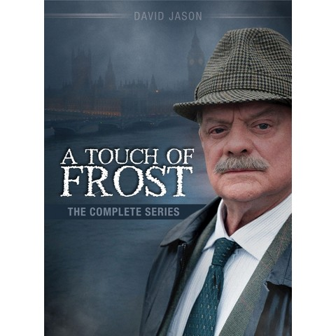 A Touch of Frost: The Complete Series (19 Discs) (Widescreen)