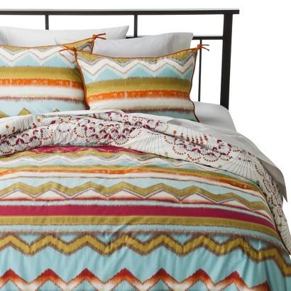 Boho Boutique™ Zazza Reversible Comforter Set
