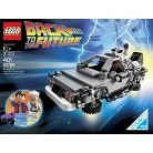 LEGO® Back to the Future DeLorean 21103