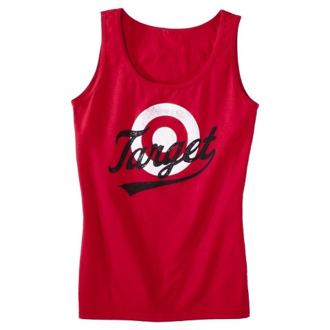 Junior's Sofstyle Red Tank Top
