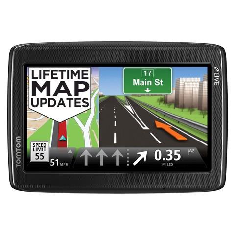 TomTom VIA Portable GPS