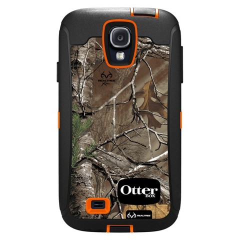 Otterbox Defender Cell Phone Case for Samsung Galaxy S4 - Multicolor (OB SGS4DEF)