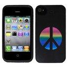 Nite Ize BioCase Cell Phone Case for iPhone4 - Black (BIOIP401G1)