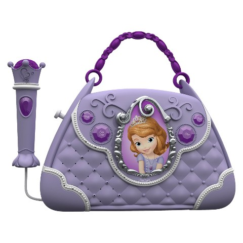 Disney Sofia the First Time to Shine Sing Along Boombox