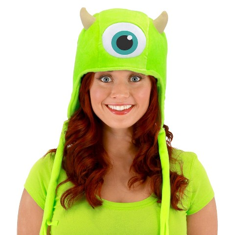 Adult's Monsters University Mike Deluxe Adult Hoodie