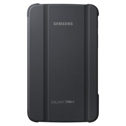 """Samsung Galaxy Tab 3 7.0"""" Book Cover - Grey"""