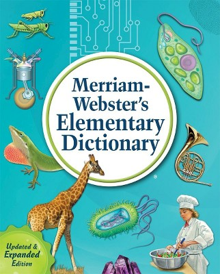 Merriam-Webster's Elementary Dictionary (Expanded / Updated) (Hardcover)