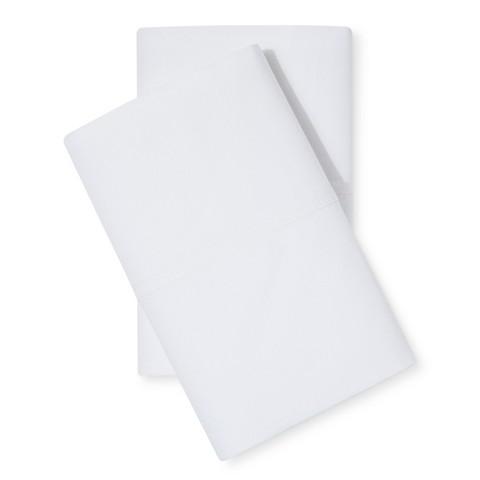 Threshold™ Percale Pillowcase Set