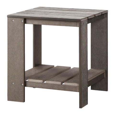Threshold™ Bryant Faux Wood Patio Adirondack Accent Table