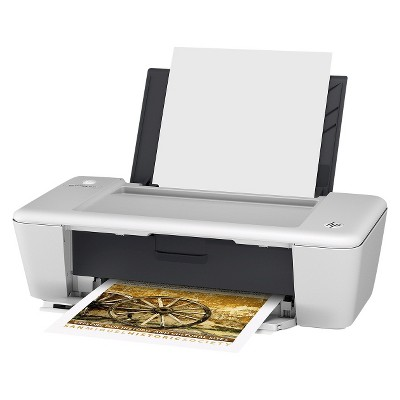 HP Deskjet 1010 Color Inkjet Printer - White (CX015A#B1H)