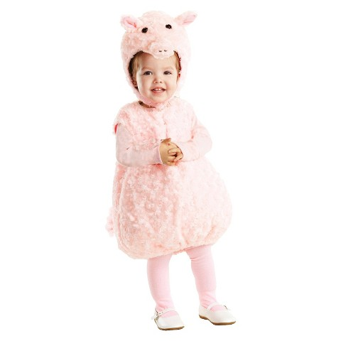 Infant/Toddler Piglet Costume