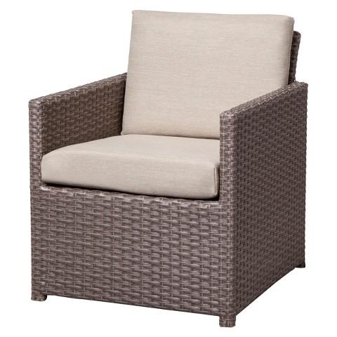 Threshold™ Heatherstone Wicker Kids Patio Chair