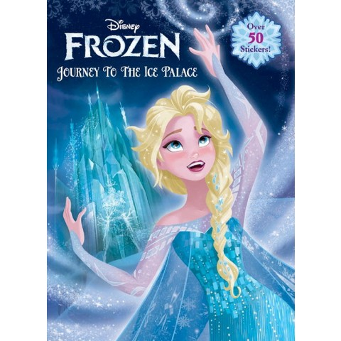 Journey to the Ice Palace (Disney Frozen)(Paperback)