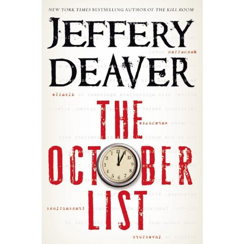 The October List (Hardcover)
