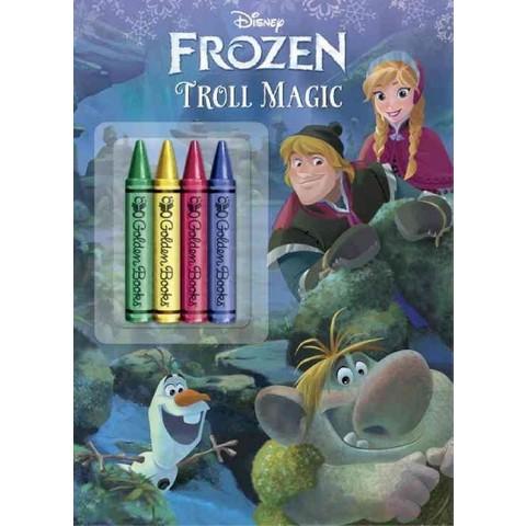 Troll Magic (Media Tie-In) (Disney Frozen)(Paperback)