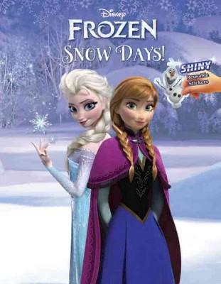 Snow Days! (Disney Frozen)(Paperback)