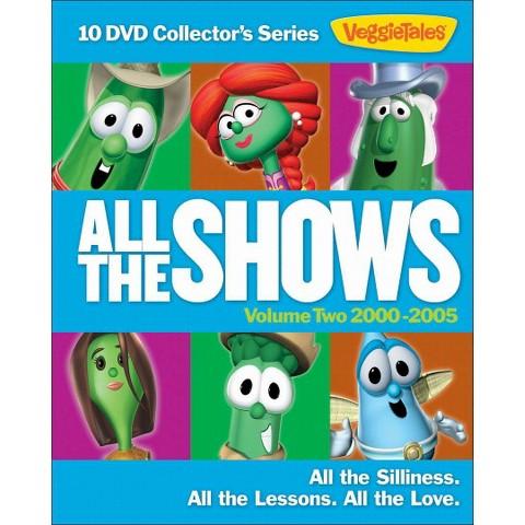 Veggie Tales: All the Shows, Vol. 2 (10 Discs) (Widescreen)
