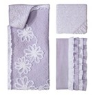 Castle Hill Purple Ruche Baby Collection