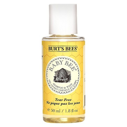Burt's Bees Baby Bee Face & Hand Wipes - 30 Count