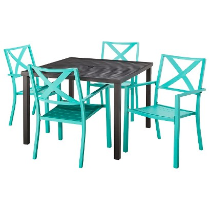 Threshold Afton Metal Patio Furniture Collection