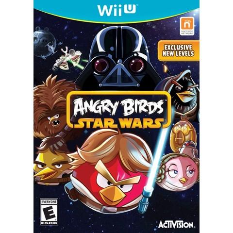 Angry Birds: Star Wars (Nintendo Wii U)