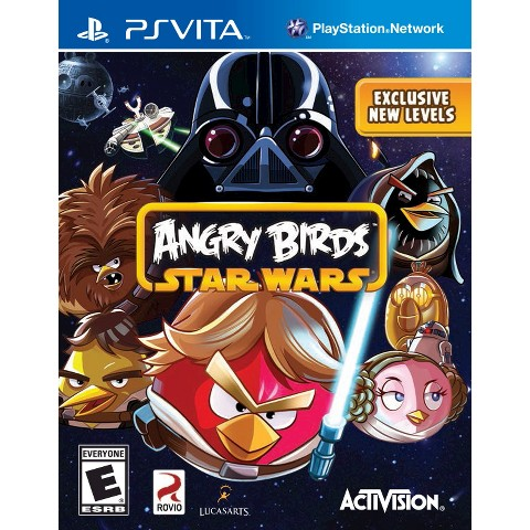 Angry Birds: Star Wars (PlayStation Vita)