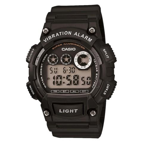 Men's Casio Sport Digital Watch - Black