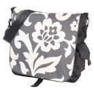 DaisyGear by DadGear Sport Bag Charcoal Whimsy